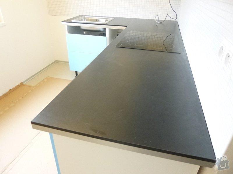 Úprava kuchyňské pracovní desky: P1140406