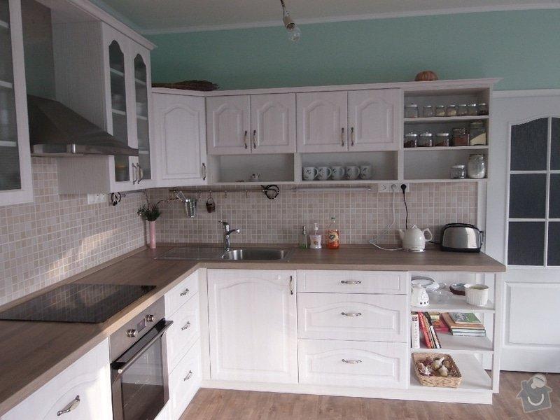 Kuchyňská linka: PC040030