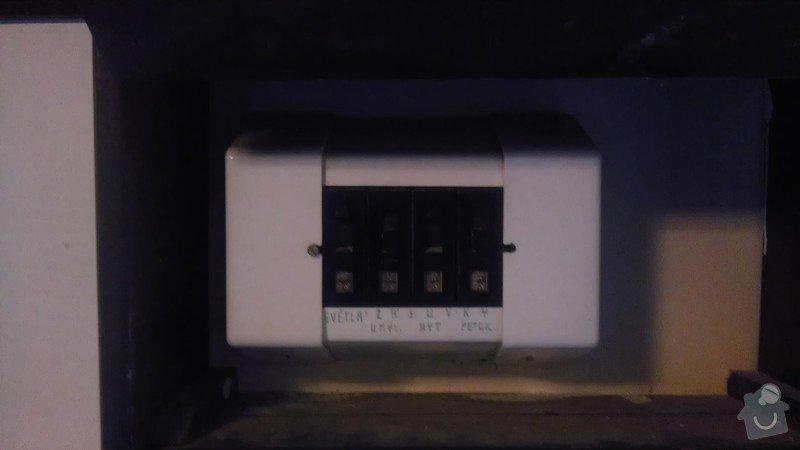 Výměna vypínačů a zásuvek v celém RD: IMAG3140