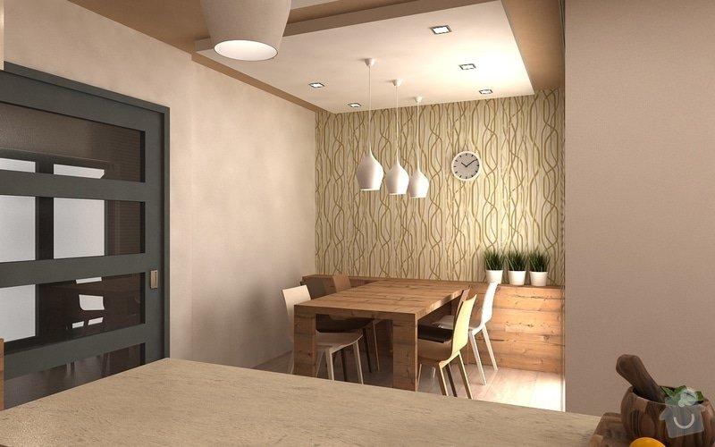 Interiérový architekt - materiály, barvy, osvětlení: A_09