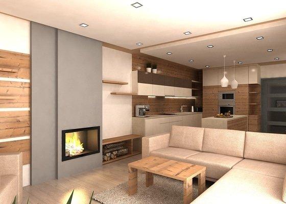 Interiérový architekt - materiály, barvy, osvětlení