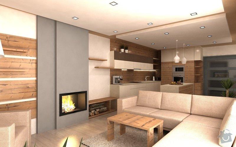 Interiérový architekt - materiály, barvy, osvětlení: A_12