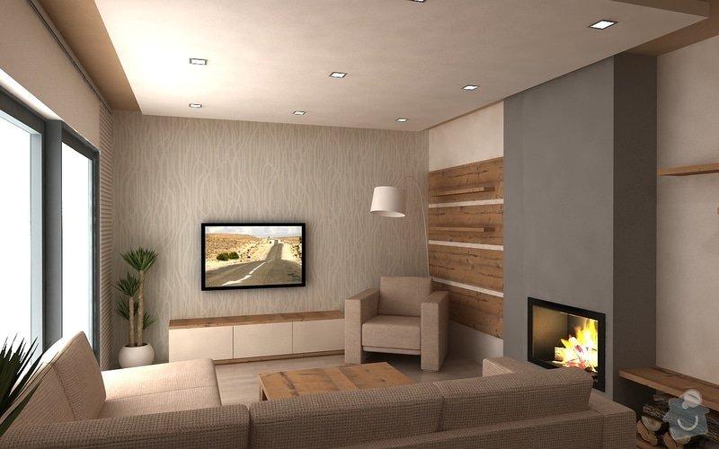 Interiérový architekt - materiály, barvy, osvětlení: A_11