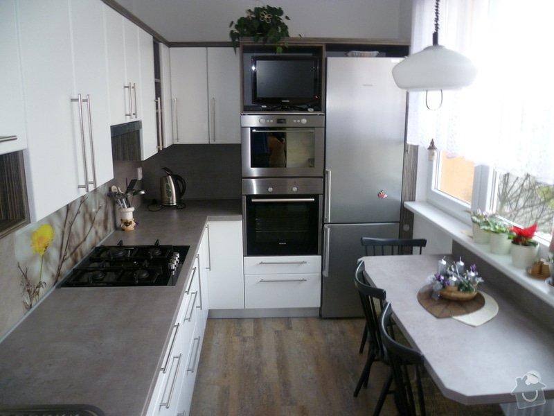 Rekonstrukce kuchyňské linky + zednické práce: P1040303