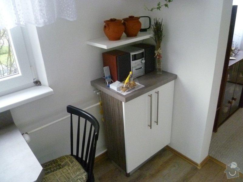 Rekonstrukce kuchyňské linky + zednické práce: P1040312