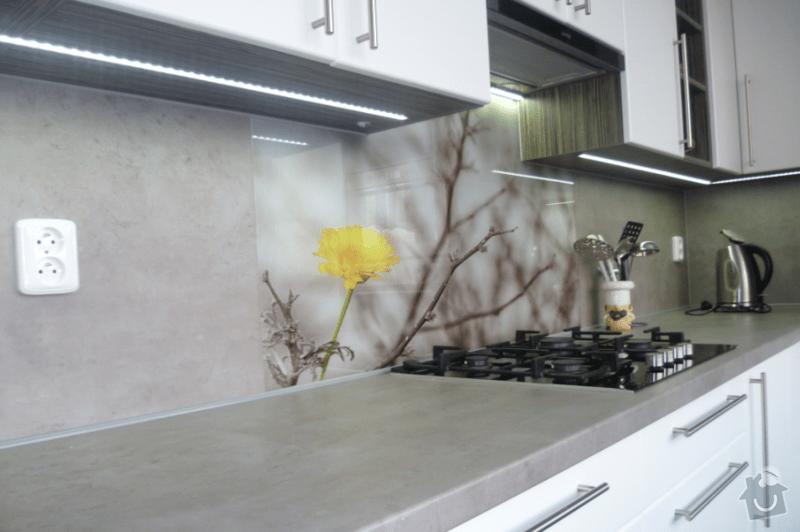 Rekonstrukce kuchyňské linky + zednické práce: bregin-