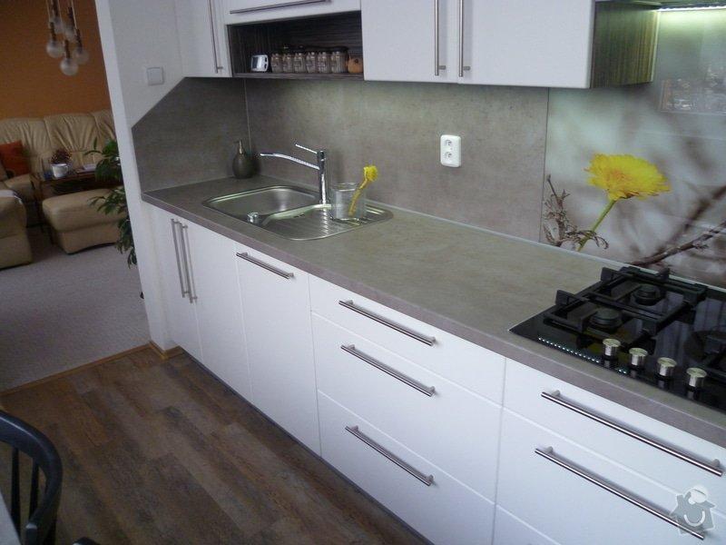 Rekonstrukce kuchyňské linky + zednické práce: P1040310
