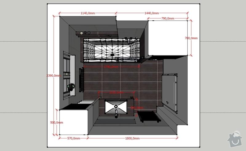 Rekonstrukce koupelny: koupelna_shora_koty