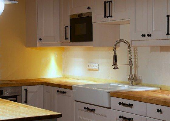 Rekonstrukce elektroinstalace v kuchyni