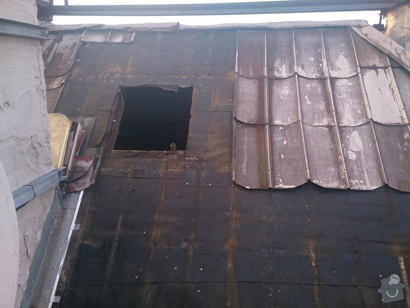 Oprava střechy: DSC_0039