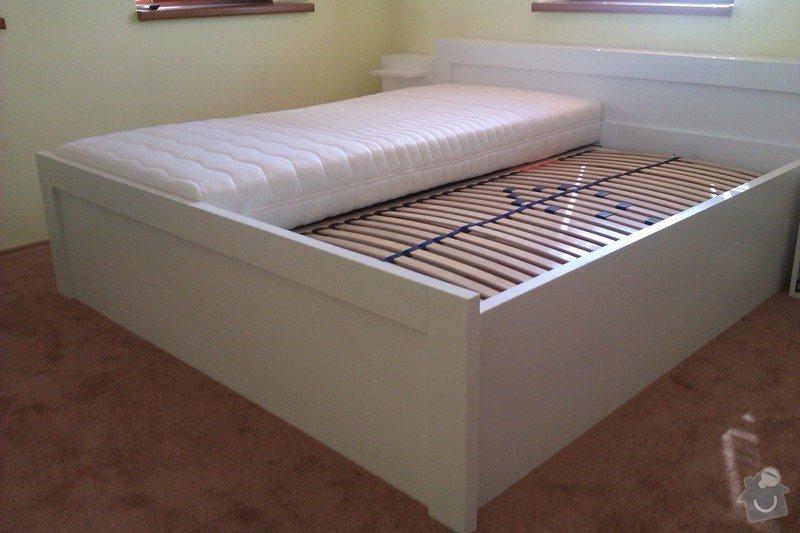 Vestavěná skřín + postelový nábytek: IMAG2148