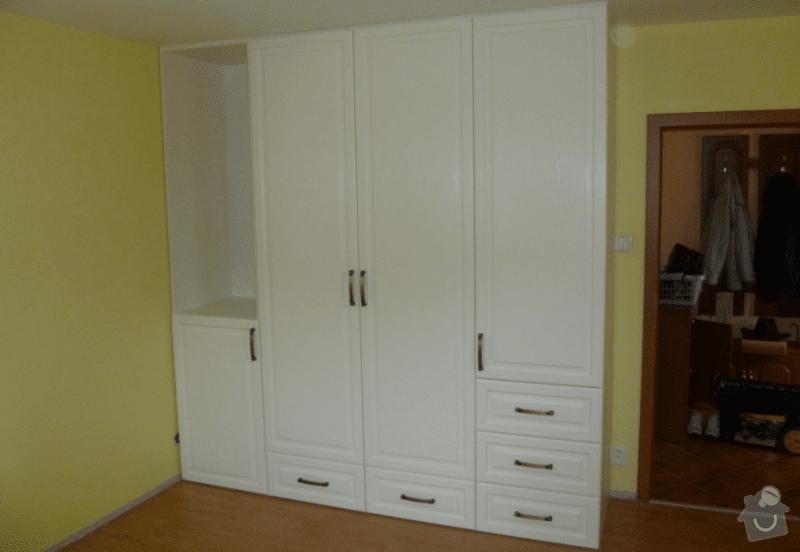 Vestavěná skřín + postelový nábytek: Obrazek2