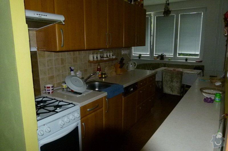 Rekonstrukce byt jádra (koupelna, kuchyň, WC): P1040682
