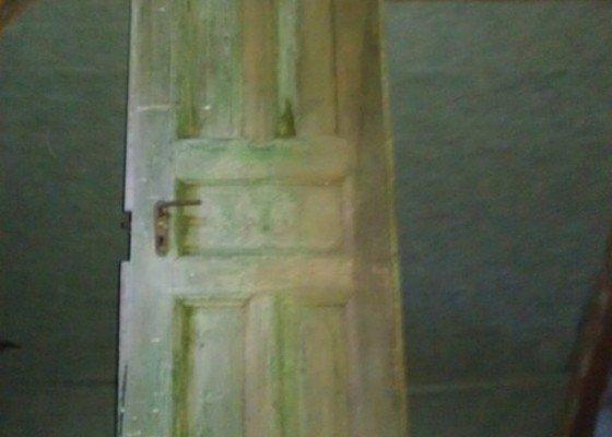Výrobu venkovních dveří