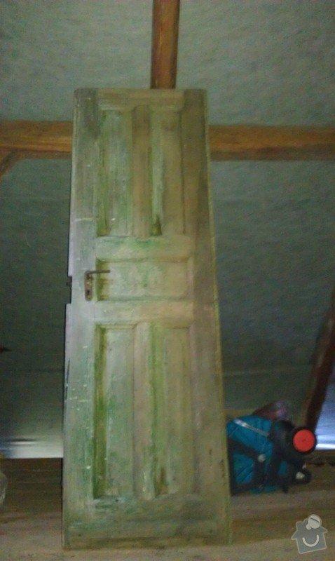 Výrobu venkovních dveří: IMAG0206