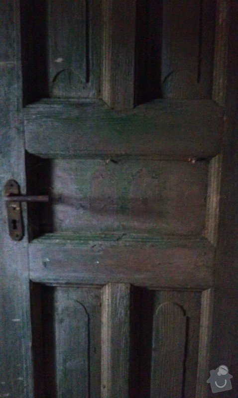Výrobu venkovních dveří: IMAG0212