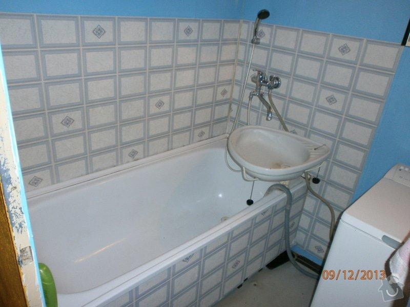 Renovace koupelny bez bourání: PC090019