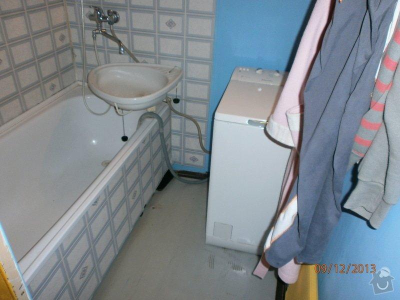 Renovace koupelny bez bourání: PC090020