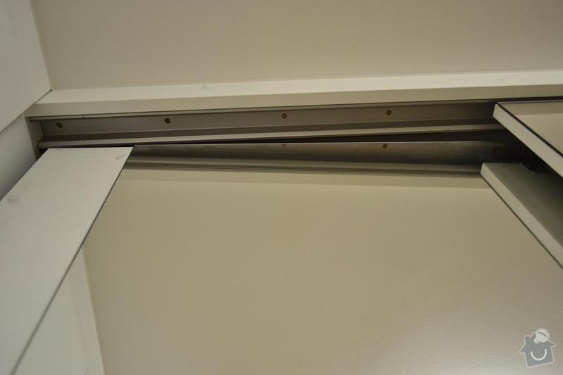 Oprava posuvných dveří: _DSC0960