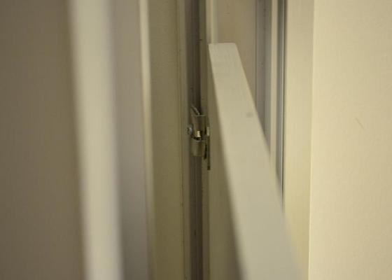 Oprava posuvných dveří