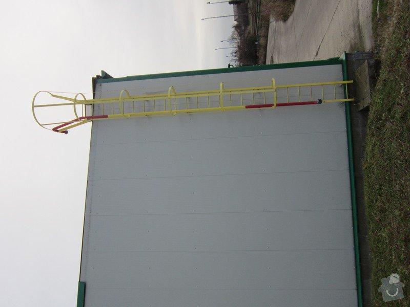Oprava oplechování střechy na průmyslové hale: IMG_3245