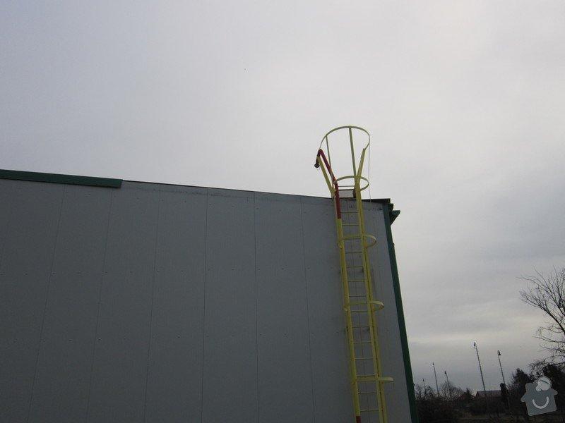 Oprava oplechování střechy na průmyslové hale: IMG_3246
