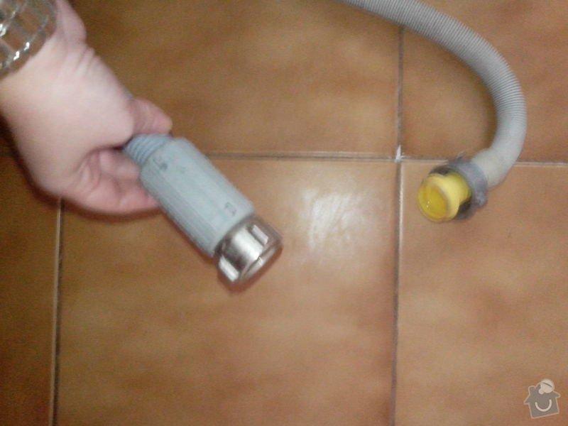Zapojeni mycky a odstraneni drtice: IMG_20131210_145557