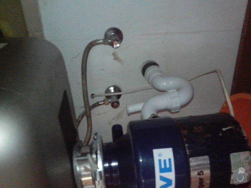 Zapojeni mycky a odstraneni drtice: IMG_20131210_145626