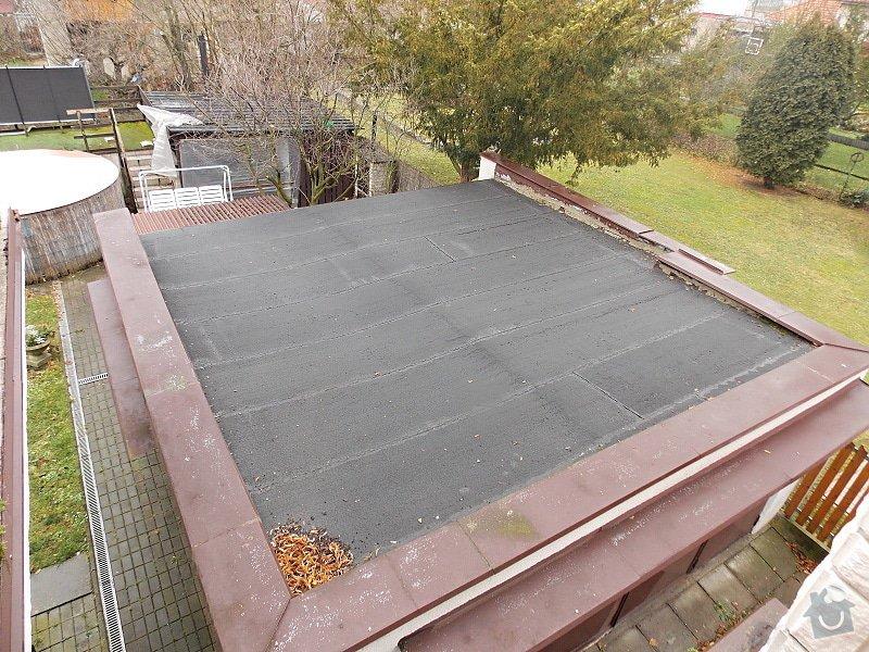 Oprava střechy na garáži: DSCN0963