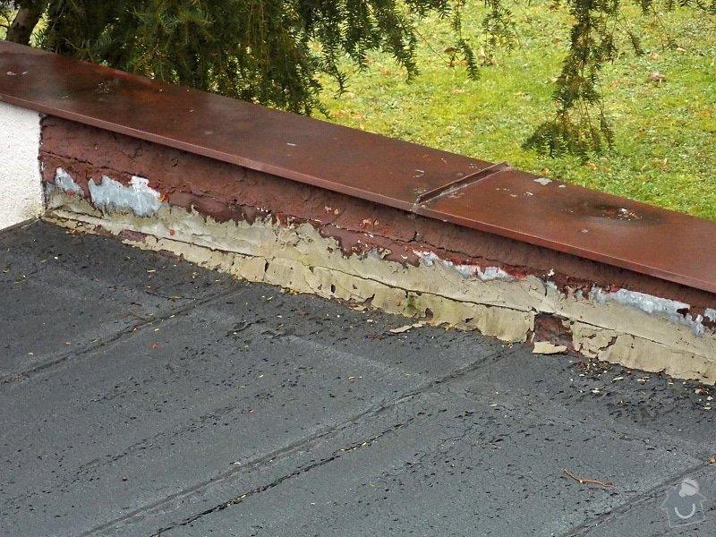 Oprava střechy na garáži: DSCN0965