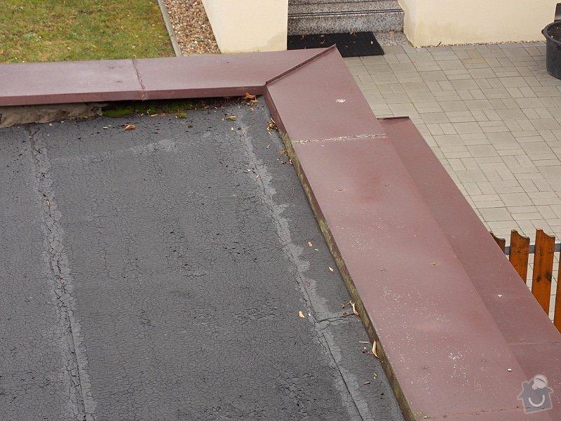Oprava střechy na garáži: DSCN0967