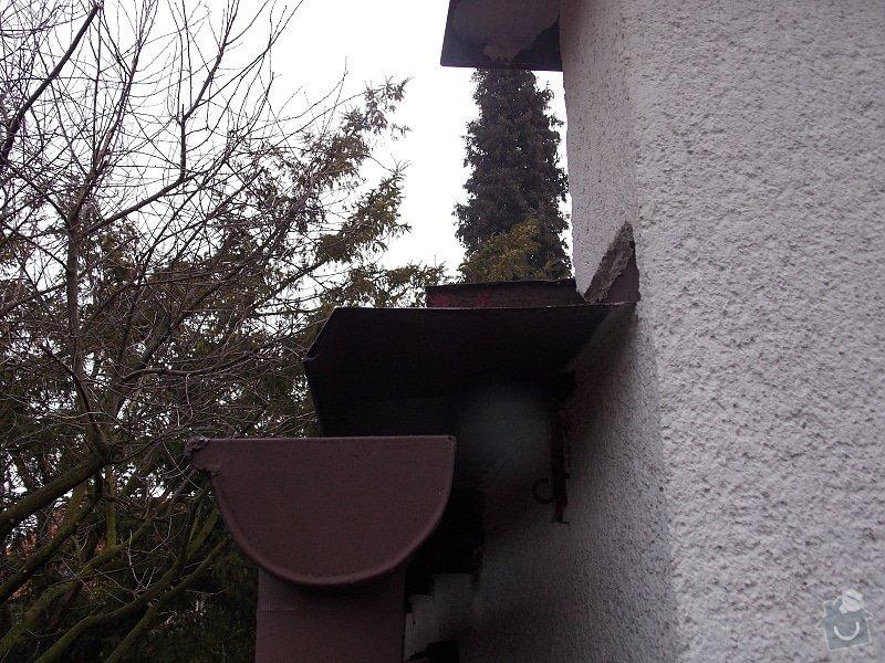 Oprava střechy na garáži: DSCN0971