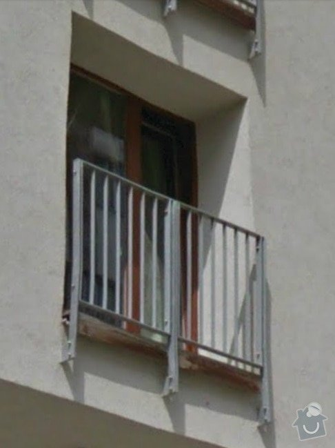 Dodávka a instalace ochranné sítě pro kočku: balkon_1