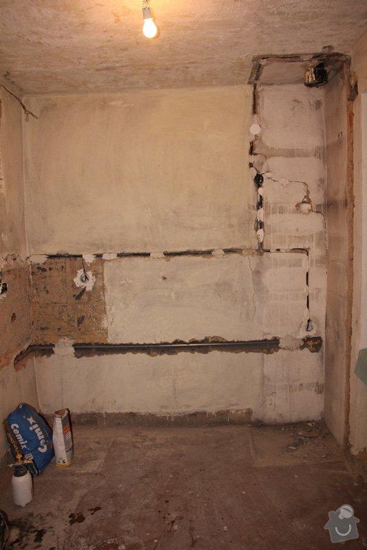 Štukování, zapravení zdí: 1-IMG_3084