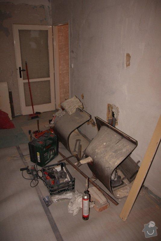 Štukování, zapravení zdí: 7-IMG_3093