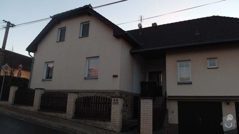 Zateplení rodinného domu - Hořovice: SAM_1094