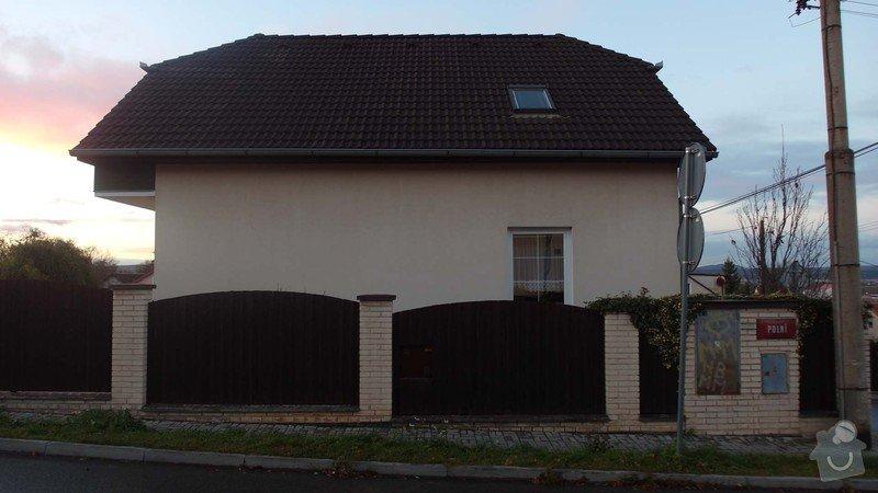Zateplení rodinného domu - Hořovice: SAM_1096