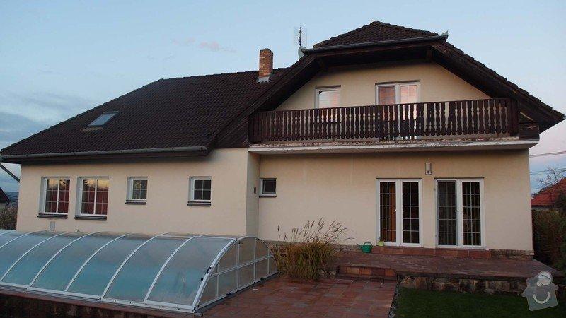 Zateplení rodinného domu - Hořovice: SAM_1098