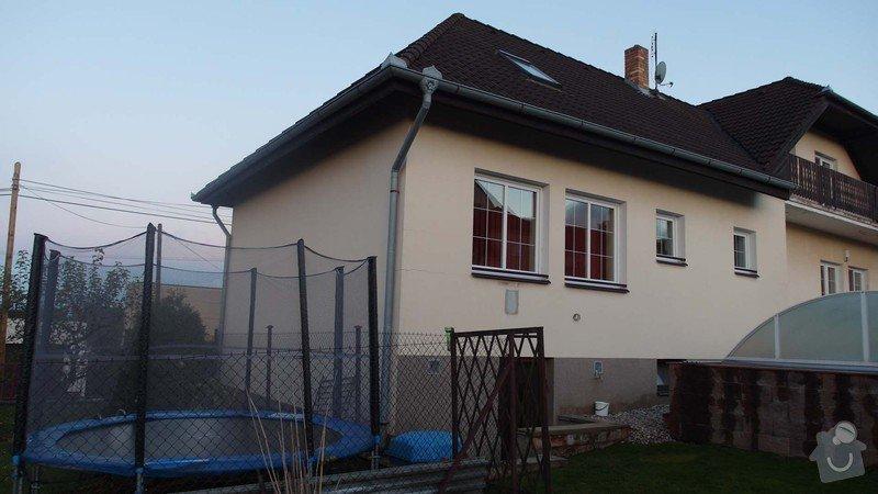 Zateplení rodinného domu - Hořovice: SAM_1101