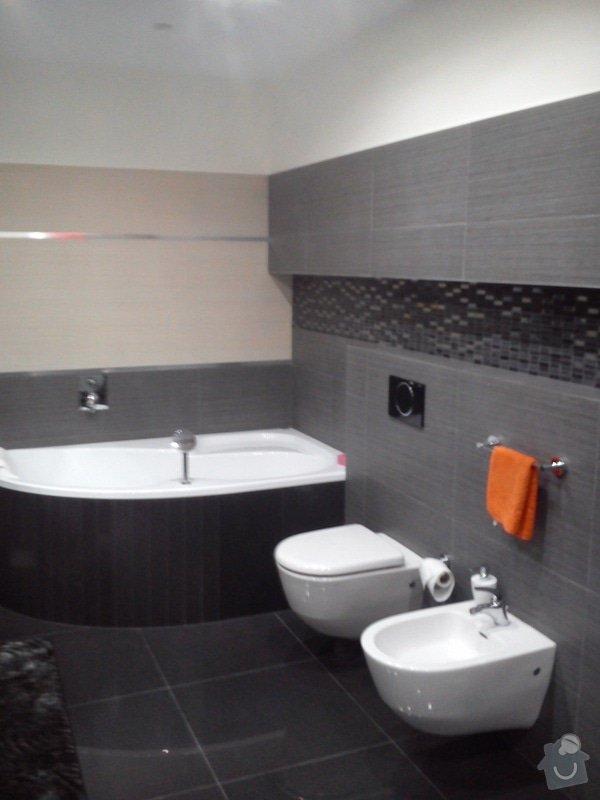 Luxusní dřevostavba na klíč: koupelna_drevostavba