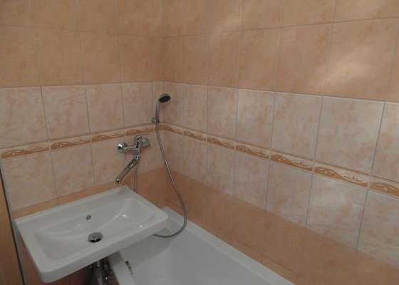 Renovace koupelny v paneláku