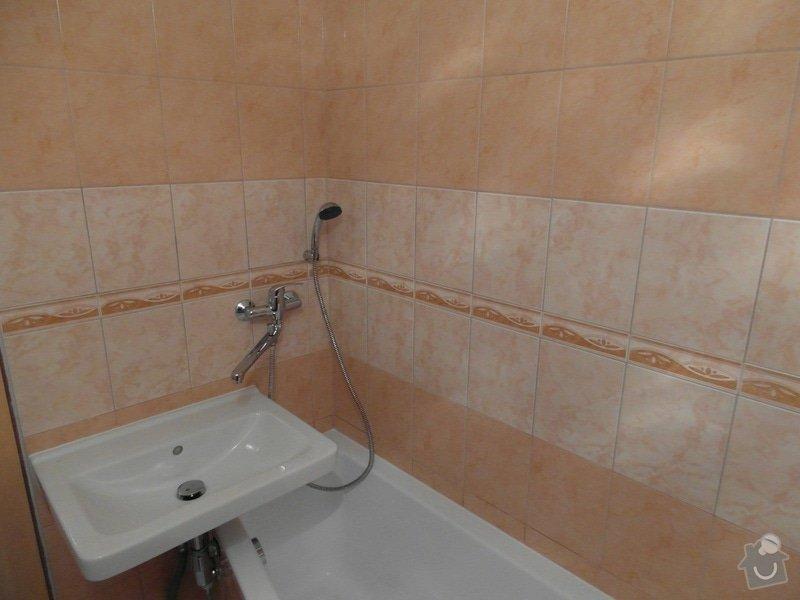 Renovace koupelny v paneláku: SAM_0996