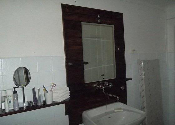 Menší rekonstrukce koupelny