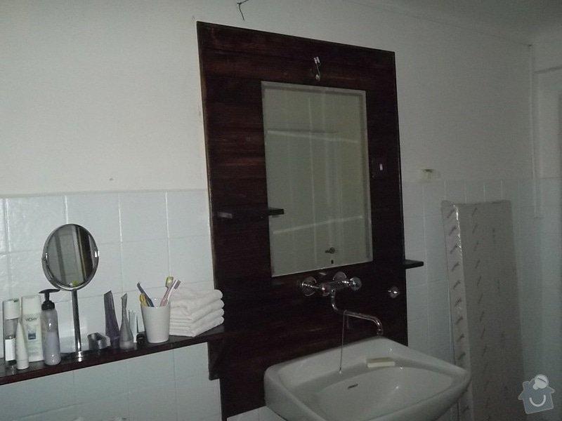 Menší rekonstrukce koupelny: SAM_0898