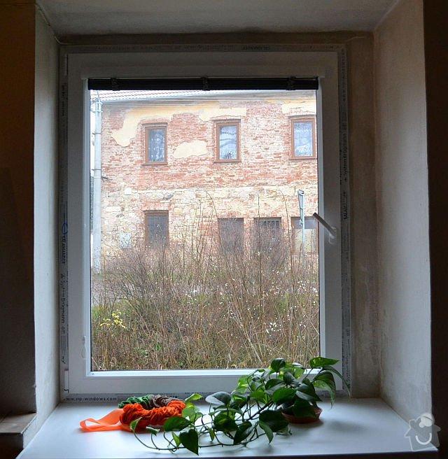 VÝMĚNA OKEN NA KLÍČ: okno