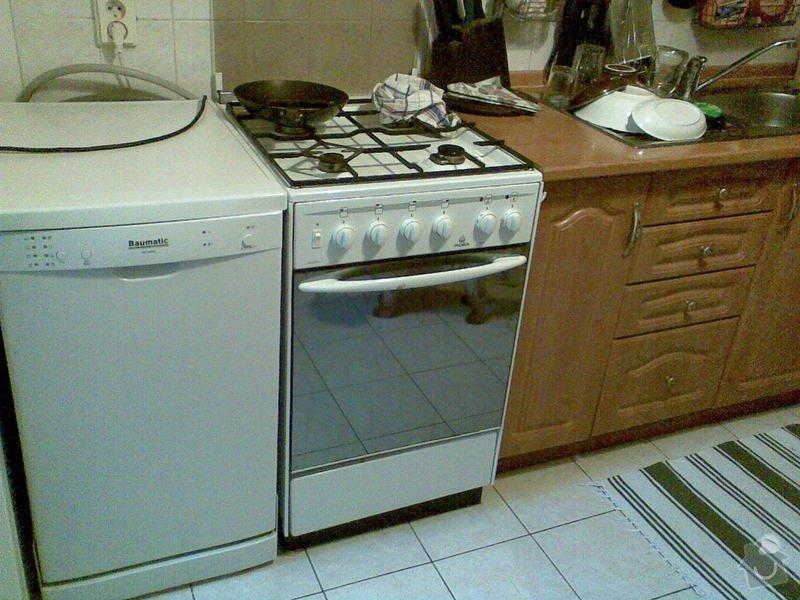 Oprava pračky a zapojení myčky: Obraz174
