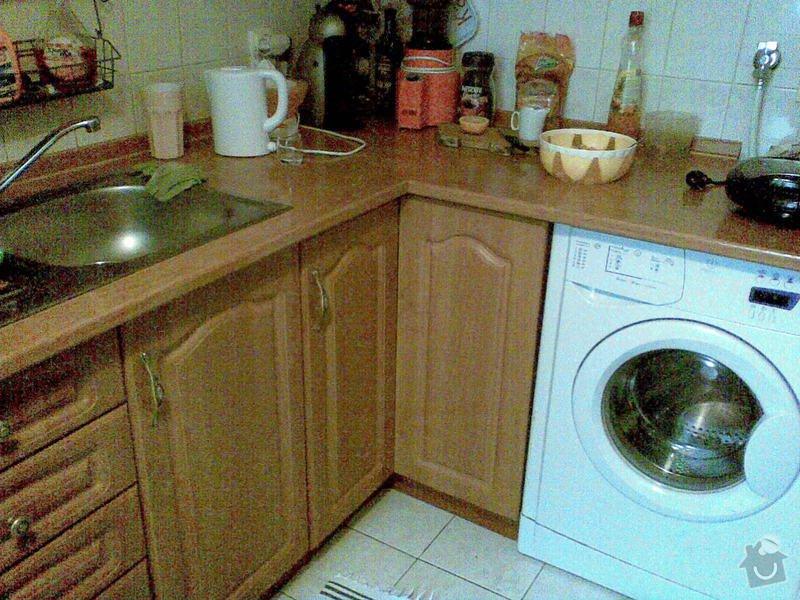 Oprava pračky a zapojení myčky: Obraz177