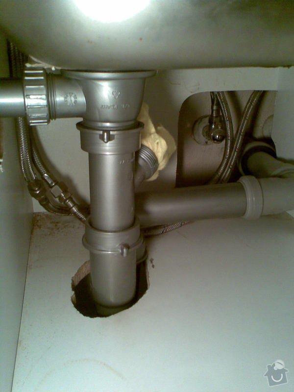 Oprava pračky a zapojení myčky: Obraz179