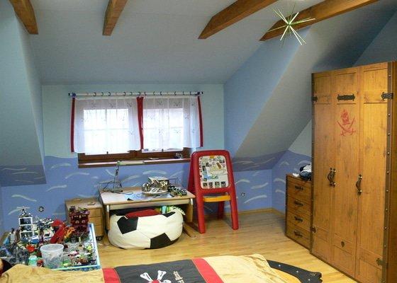 Malování dětského pokoje - inspirace