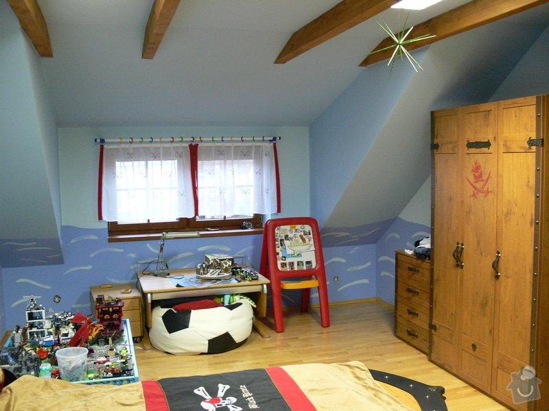 Malování dětského pokoje - inspirace: P1230064
